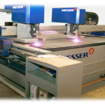 Laser Cutting - a part of our complete manufacturing solutions