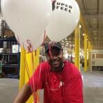 90th Anniversary Balloons