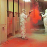 Paint Booth - a part of our complete manufacturing solutions