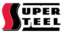 Super Steel Logo Glow