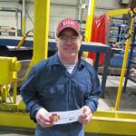 Employee Safety Winner
