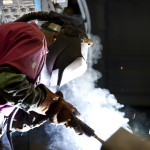 Welding - a part of our complete manufacturing solutions
