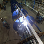 Aluminum Welding - a part of our complete manufacturing solutions