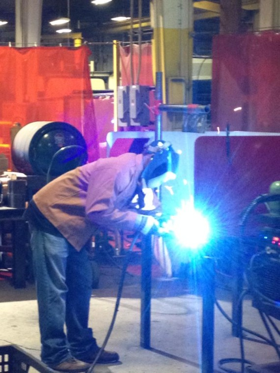 Super Steel to Hire 25 Welders